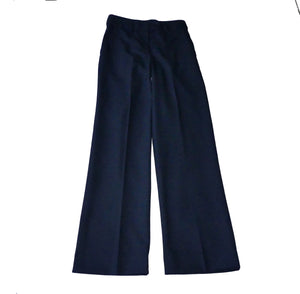 MCM Dress Pants Ladies Navy