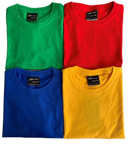 MS Sports Day Coloured Tee