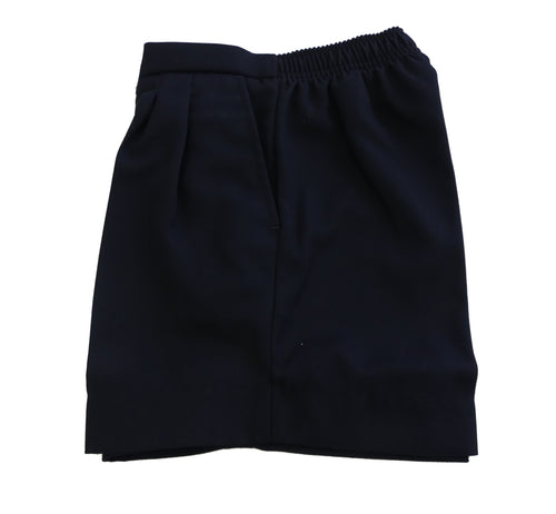 SJH Tailored Shorts Navy