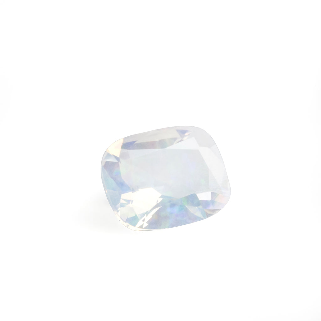 Gem Opal 1.15 carat 9.04 mm Cushion Cut Faceted Gemstone