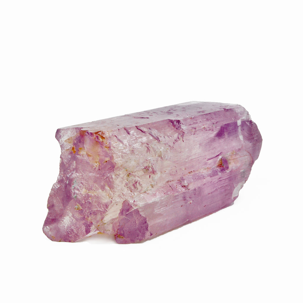 Large Kunzite 7.6 inch 3.9 lbs Natural Gem Crystal