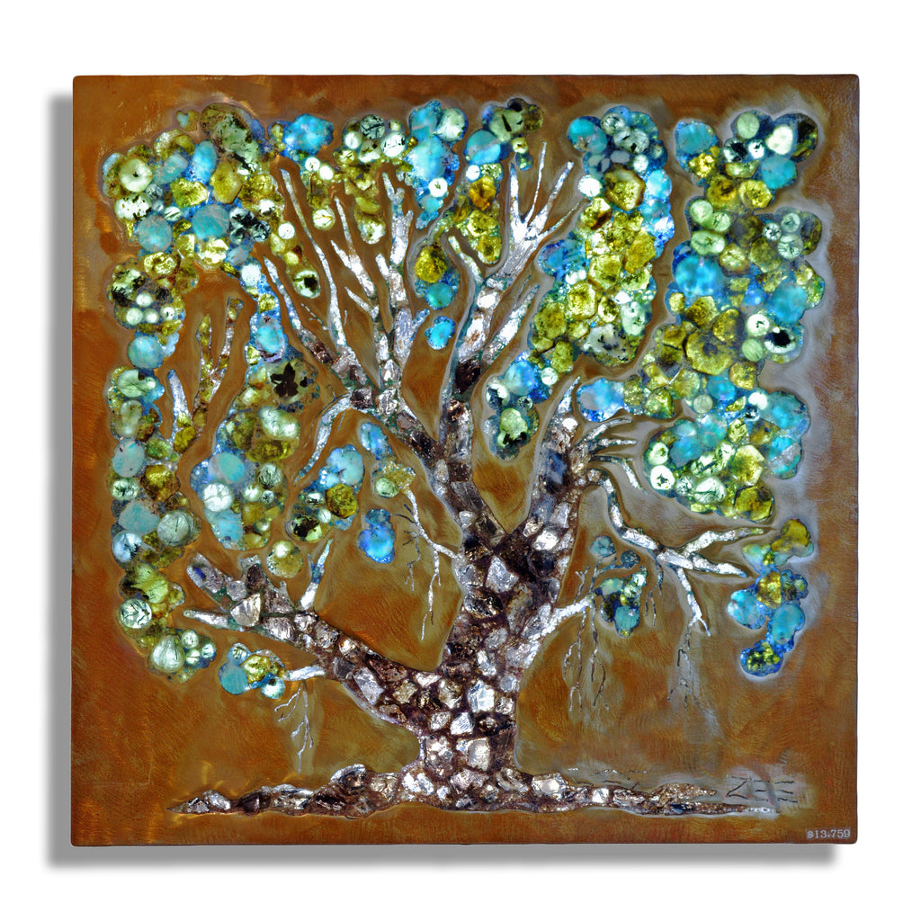 Gemstone Tree Illuminated Light Panel