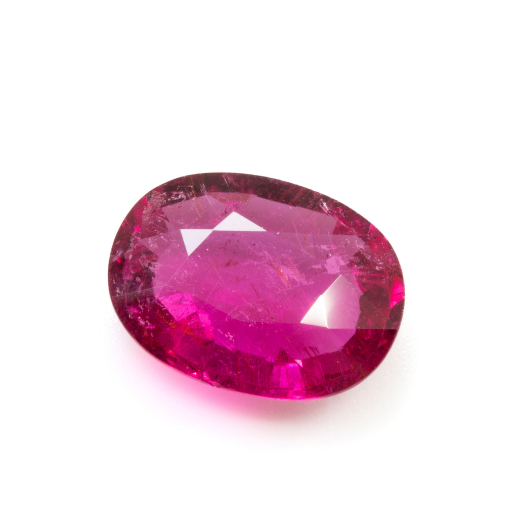 Rubelite - Pink Tourmaline 6.28ct Faceted Gemstone