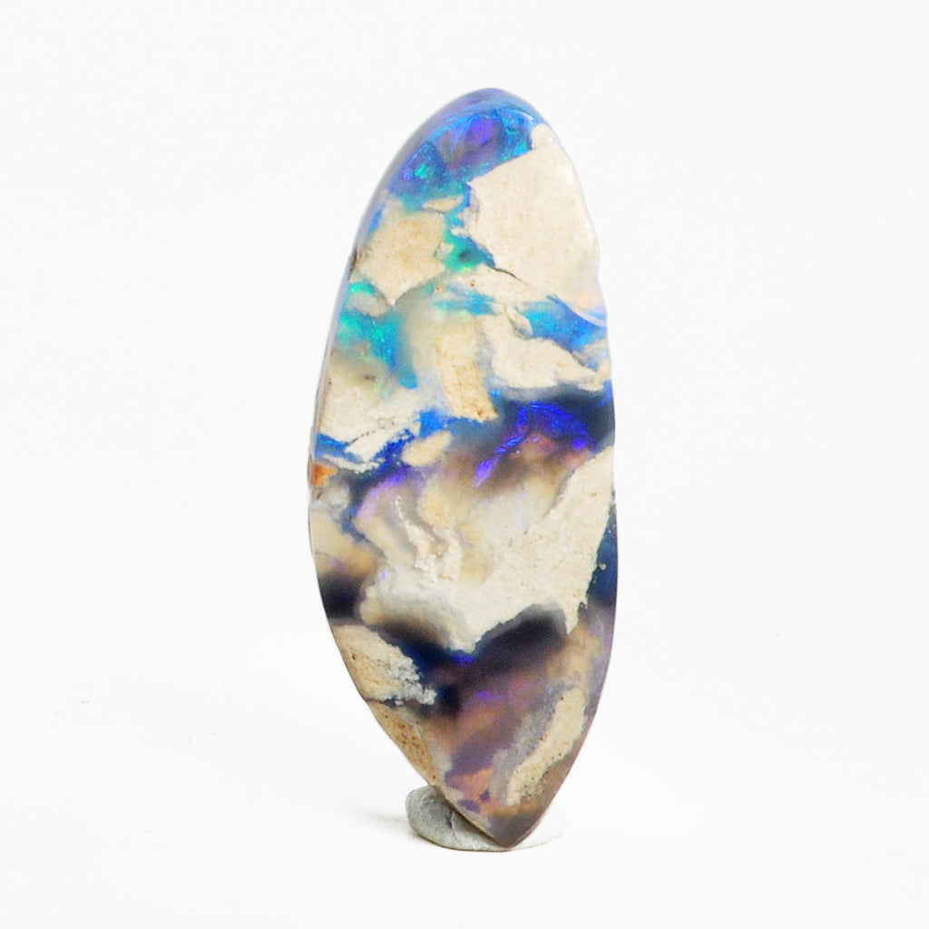 King Arthur's Excalibur 28 ct Opal Gemstone Carving
