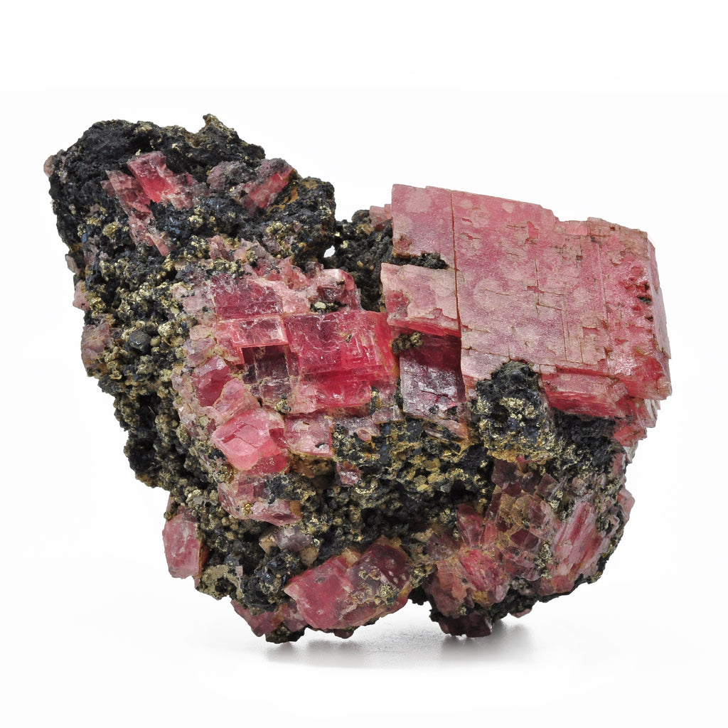 Rhodochrosite 3.36 inch 326.4 gram Natural Gem Crystal - Sweet Home Mine, Alma, CO