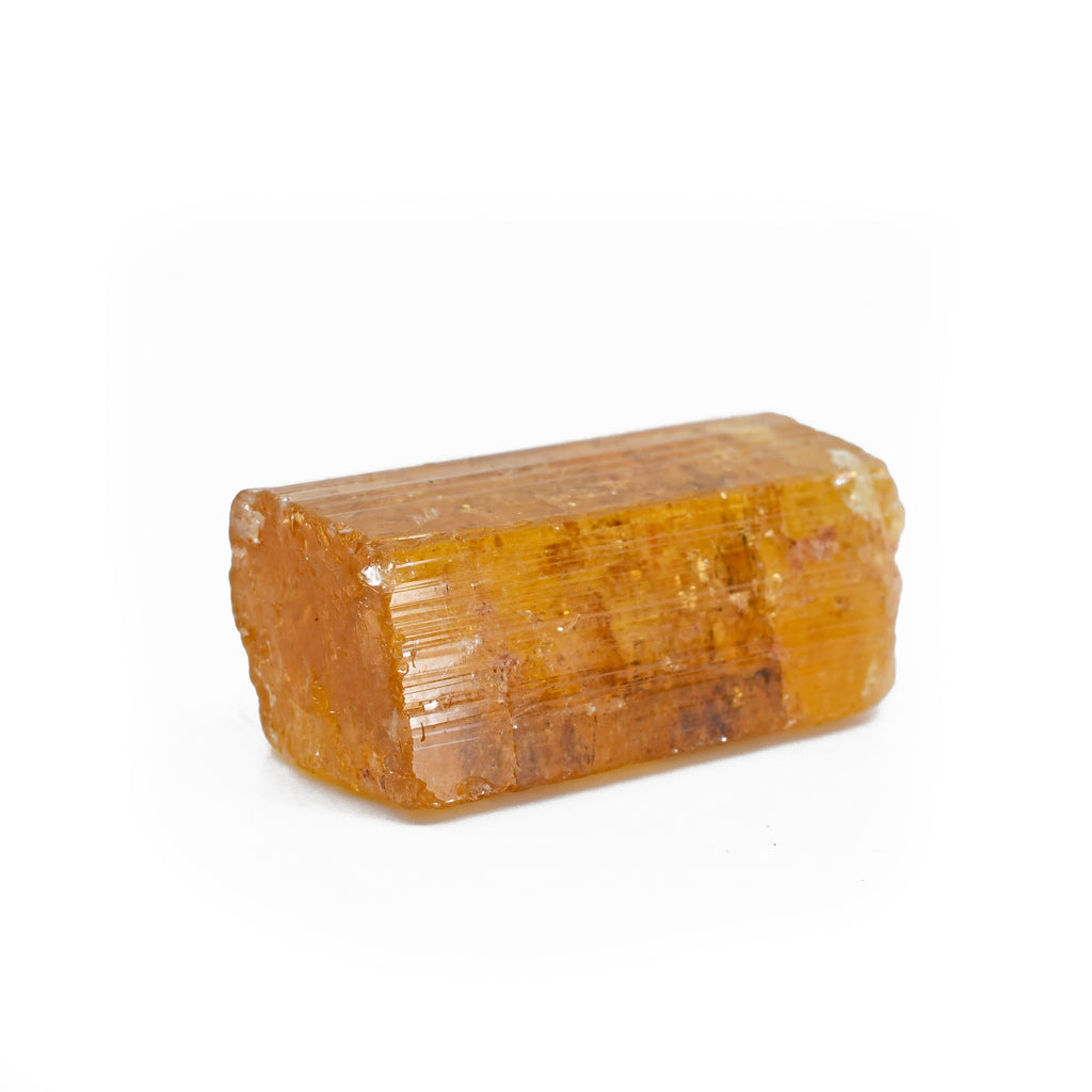Imperial Topaz 30.77mm 16.2 gram Natural Gem Crystal - Brazil