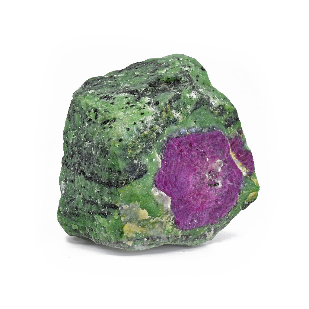 Ruby in Zoisite 4.68 inch 4.95 lb Natural Crystal - Tanzania