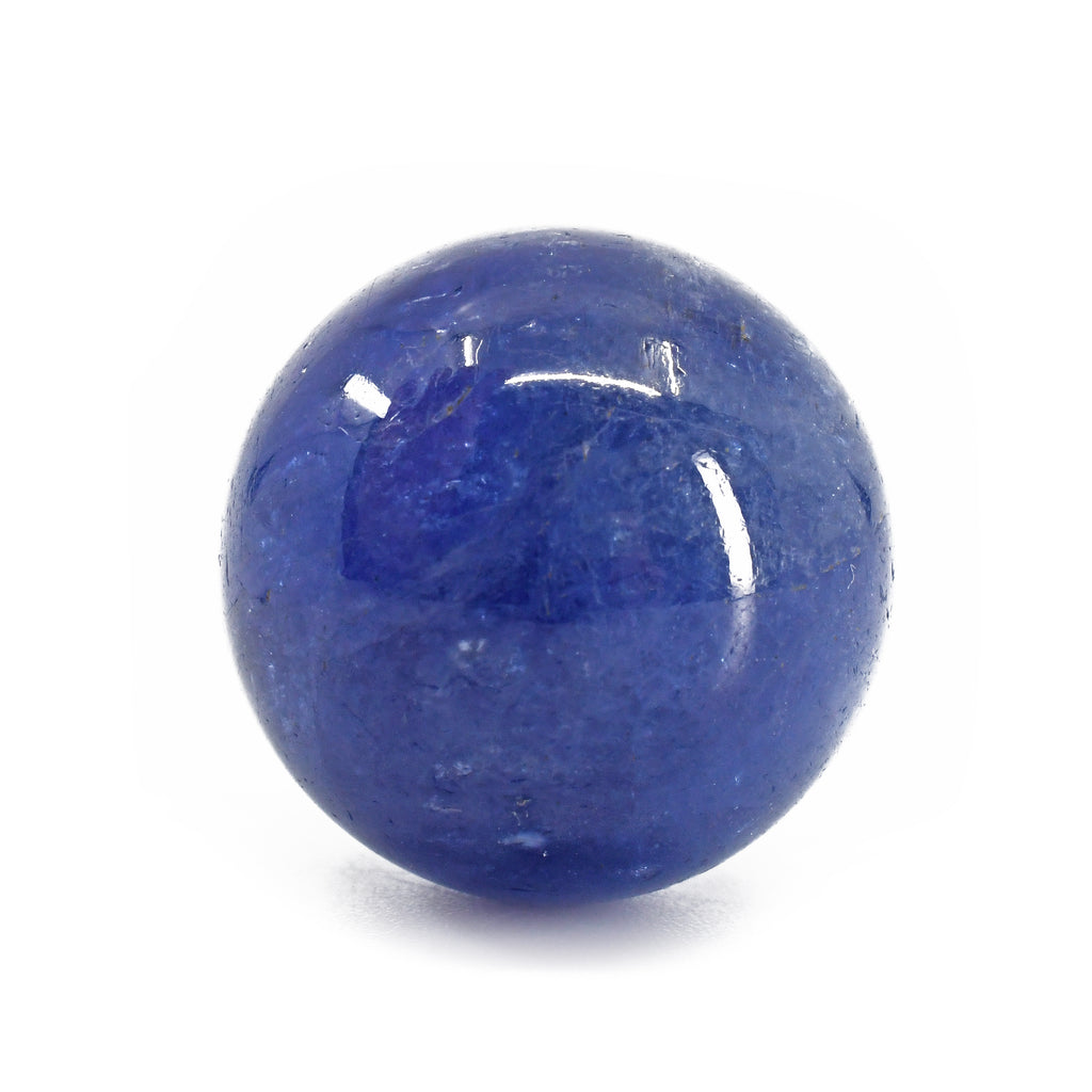 Tanzanite 0.8 inch 74 carat Polished Gemstone Sphere