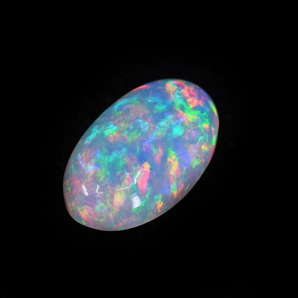 Opal 27.92 mm 18.5 carats Polished Oval Cabochon - Ethiopia