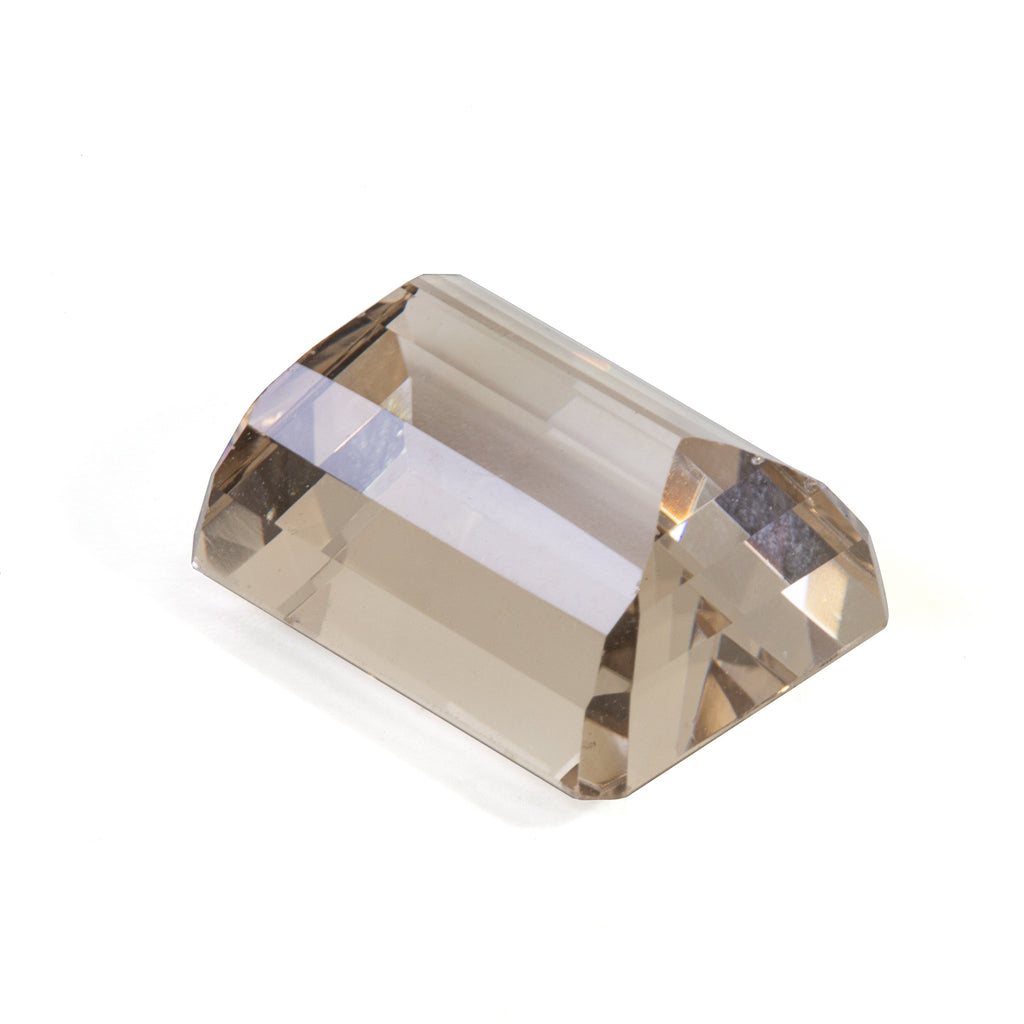 Beige Topaz 20.96 carat Faceted Gemstone