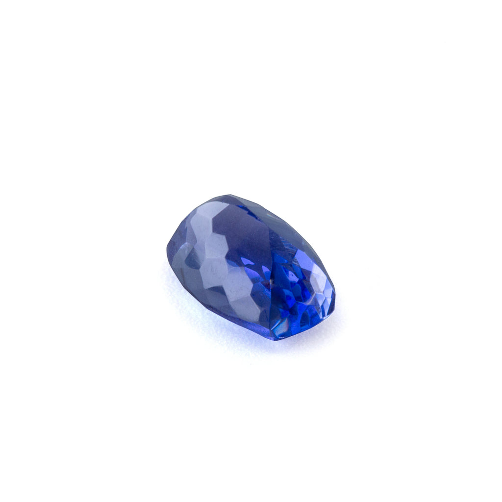 Tanzanite 3.66 carat Facet Cushion Gemstone