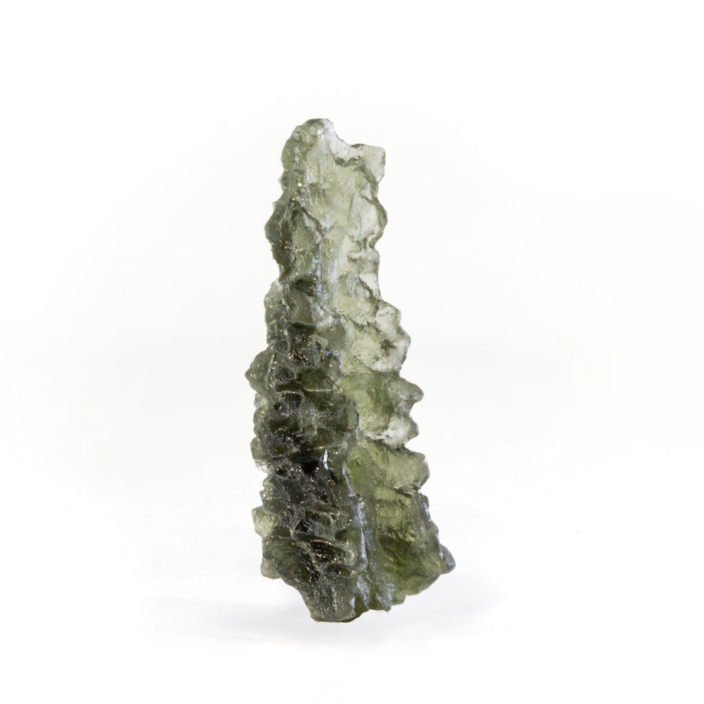 Moldavite 3.91 gram 1.39 inch Natural Crystal - Czech Republic