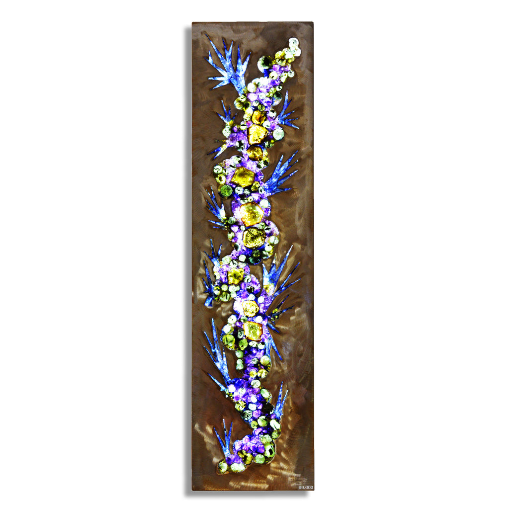 Gemstone Garland Illuminated Light Panel