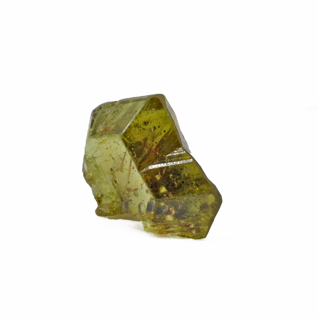 "Chrysoberyl 17.5ct Natural Cats Eye ""Sixling"" Gem Crystal - Sri Lanka"