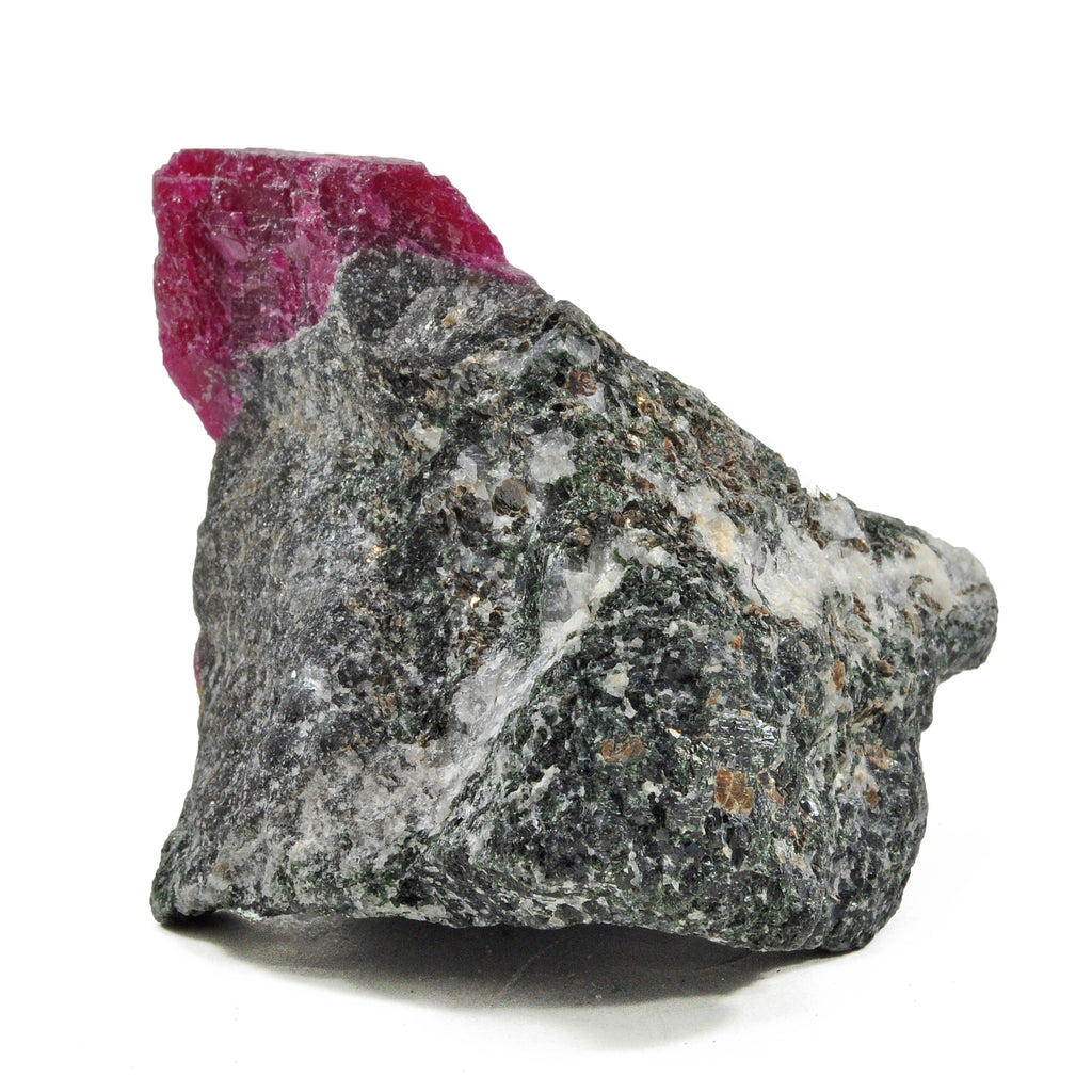 Ruby 2.77 inch 138.1 gr Natural Crystal in Matrix