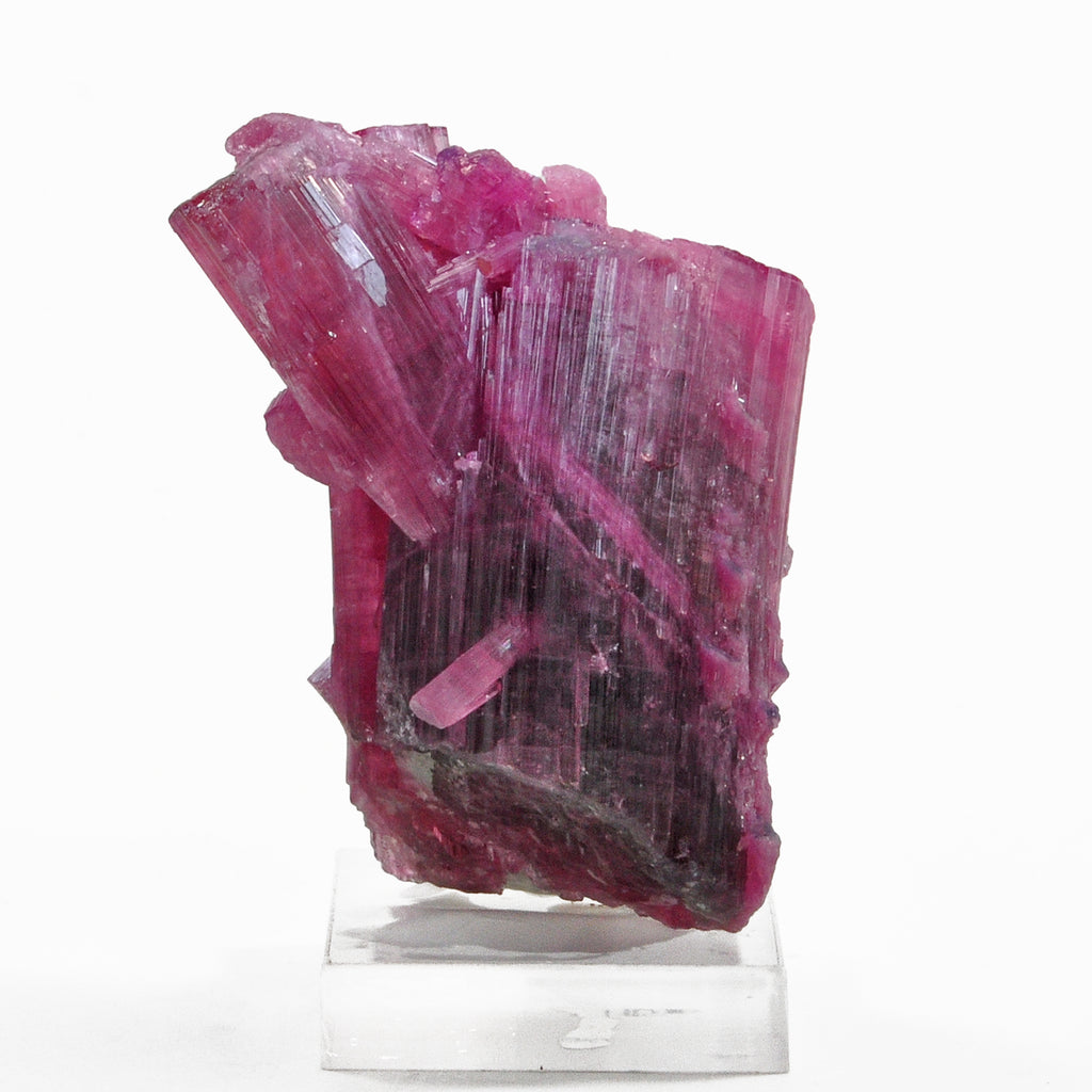 Rubelite Tourmaline 170.5ct 51mm Natural Gem Crystal Cluster - Brazil