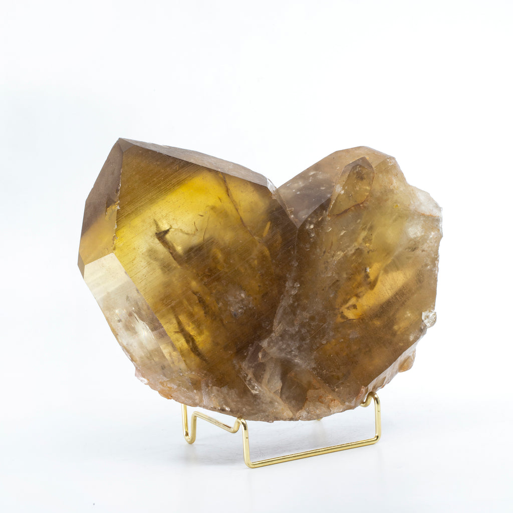 Citrine 7 inch 4.8 lb Natural Japan Law Twin - Zambia