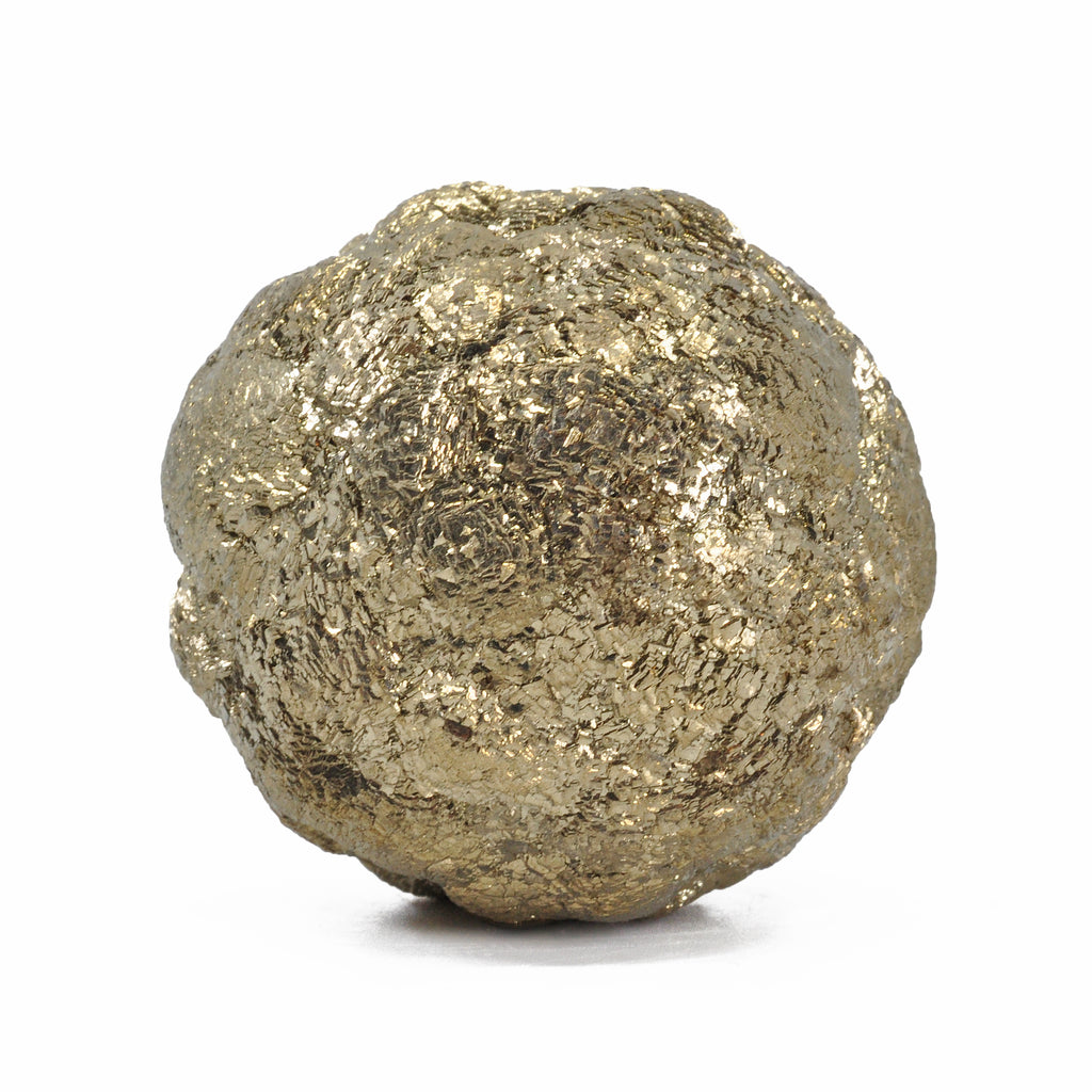 Marcasite 1.8 inch 0.55 lbs Natural Crystal Spherical Formation - France