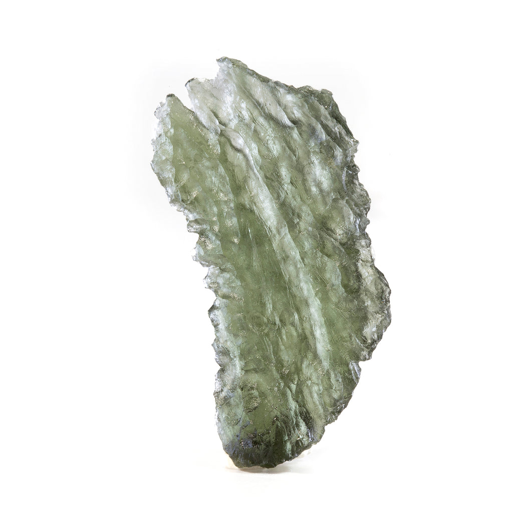 Moldavite 8.08 gram Natural Crystal - Czech Republic