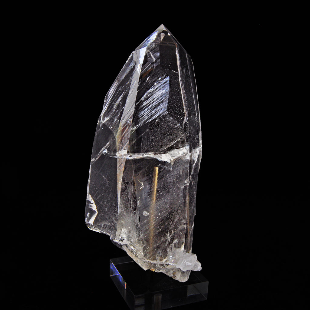 Quartz Natural Crystal Point - Colombia
