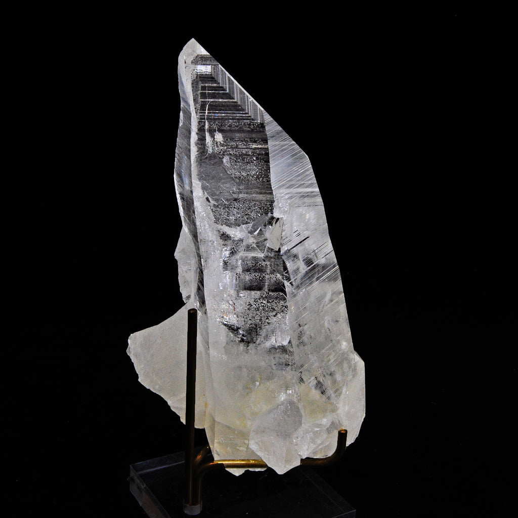 "Quartz Natural ""Lemurian"" Crystal Point - Colombia"