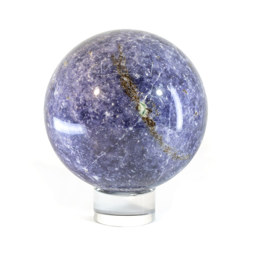 "Scapolite 3.7"" 2.85lb Polished Crystal Sphere - Canada"