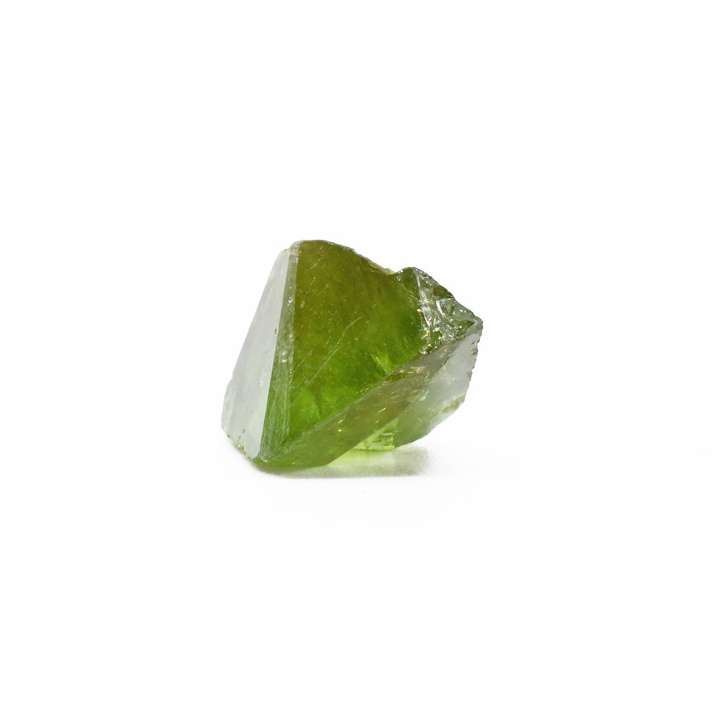 Sphene Natural Gem Crystal Specimen - Tanzania