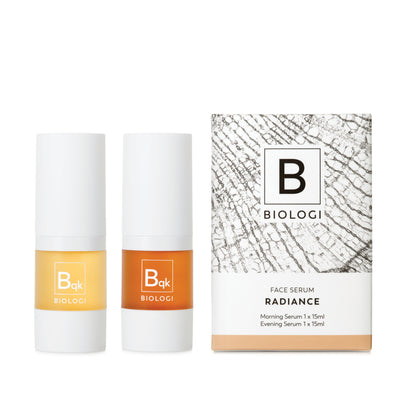 Bqk Radiance Face Serum 2x15ml Box
