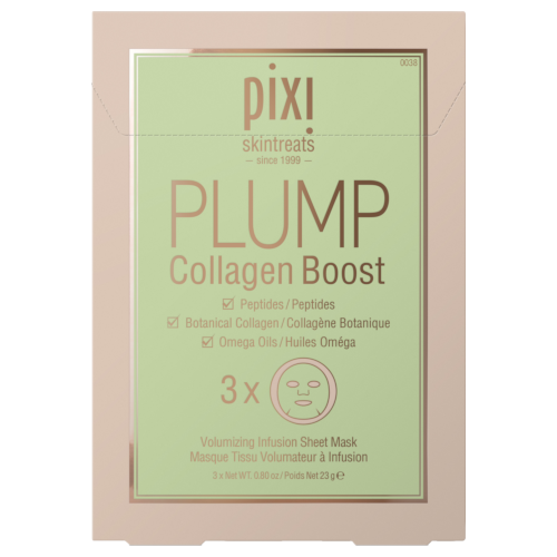 Pixi PLUMP Collagen Boost Sheet Mask