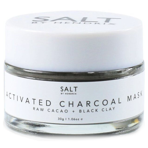 Salt by Hendrix Activated Charcoal Face Mask