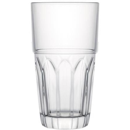 Tall beverage glass 340ml