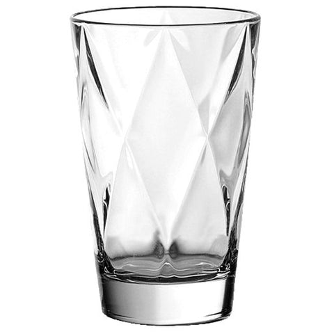 Tall beverage glass 410ml