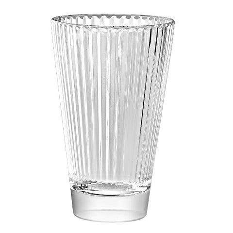 Tall beverage glass 400ml