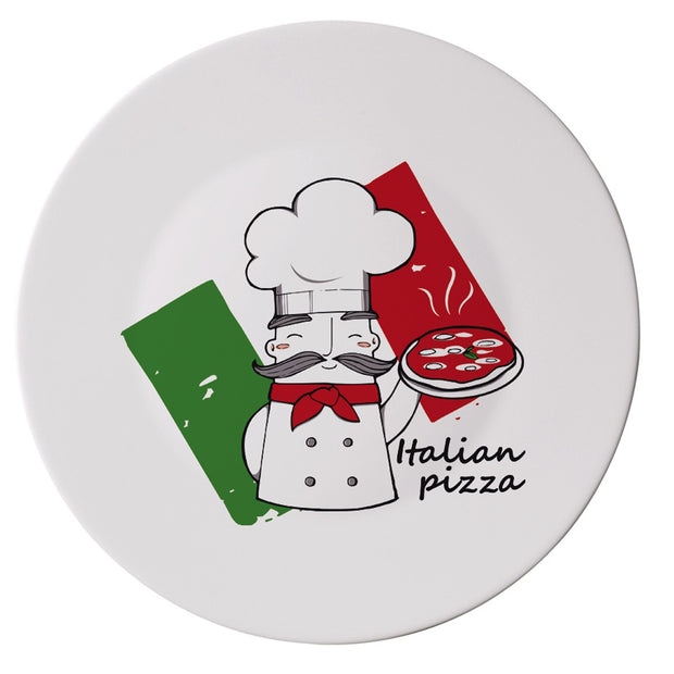 "Pizza plate ""Pizza Chef"" 33cm"