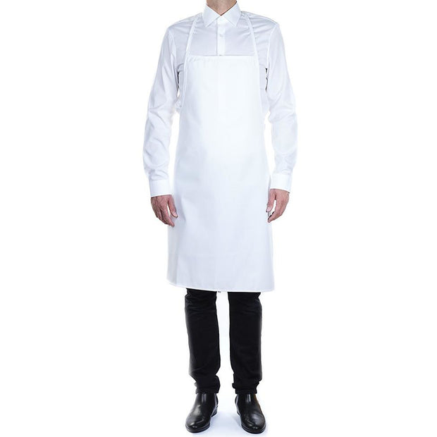 Cotton kitchen apron, 90cm