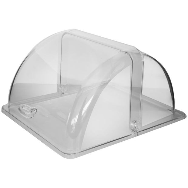 GN1/2 Polycarbonate roll top lid