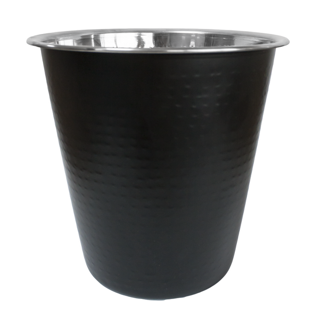 Wine and champagne bucket Black