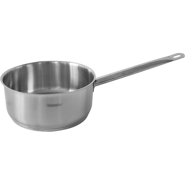 Sauce pan with double bottom 5 litres