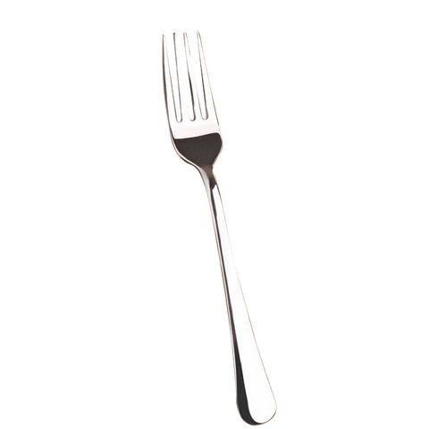 Table fork stainless steel 18/10 3mm