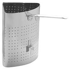 Pasta strainer with handle