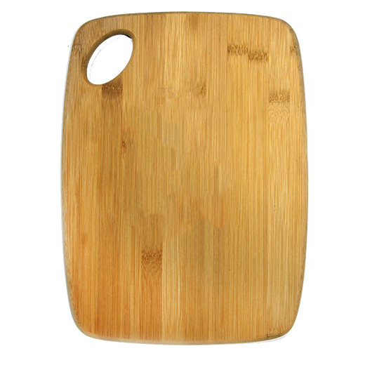 Bamboo rectangular board 19.8cm