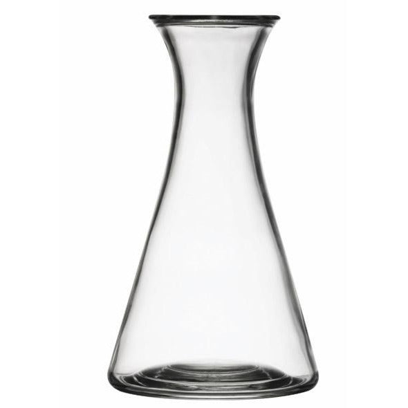 Glass carafe 1 litre