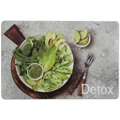 Placemat go green 43.5cm
