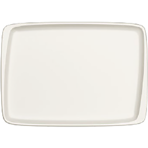 Moove Rectangular Plate 23x16cm | Pack of 12
