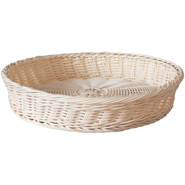 Oval waterproof bread basket 37cm