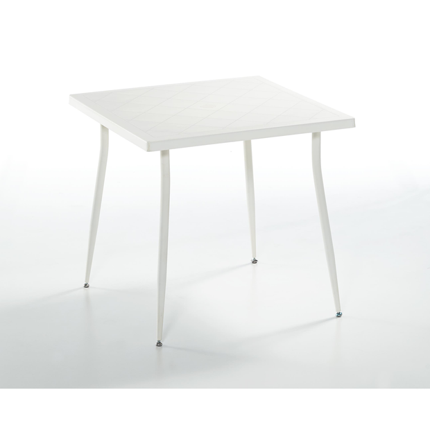 Table white 80cm