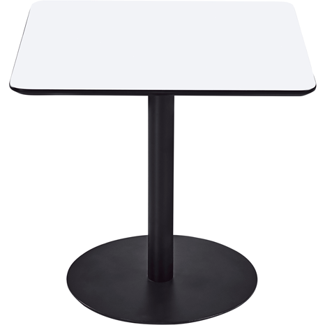 "Table ""London"" black and white 80cm"