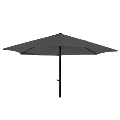 Market umbrella grey 2.5cm