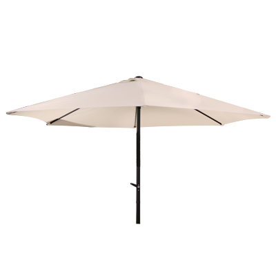Market umbrella beige 3.0m