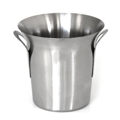 "Stainless steel ice bucket ""Royal"" 11cm"